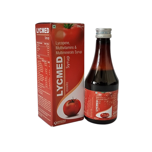 LYCOPENE MULTIVITAMIN+MINERALS WITH ANTIOXIDANT SYP