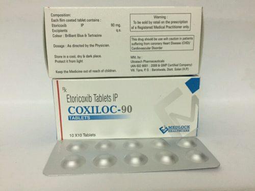 Etoricoxib Tablets IP